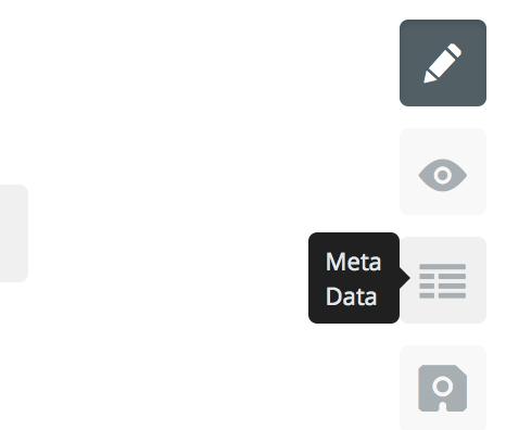 Proseio metadata